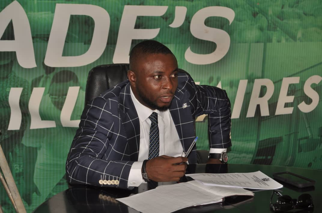 GOV. AYADE, HAS PUT IN PLACE OVER 24 INDUSTRIES IN 4 YEARS – ASU OKANG