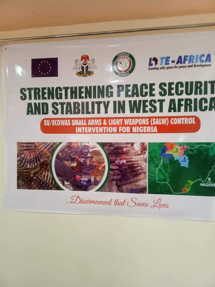 INSECURITY: CROSS RIVER STATE PARTNERS EU, ECOWAS TO STRENGTHEN PEACE.