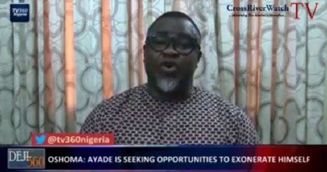 Ayade's Name Will Go Down In Ignominy – Lawyer (VIDEO)