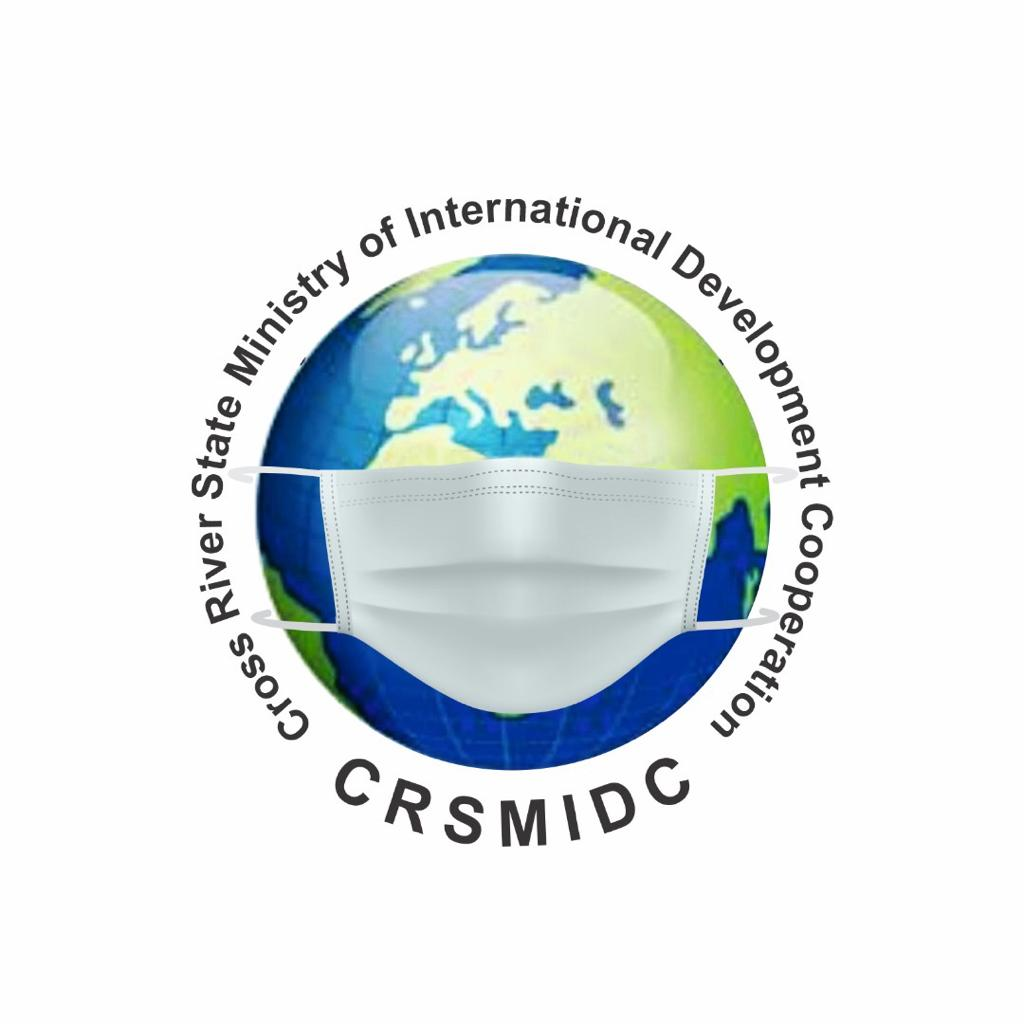 COVID-19: CRSMIDC ADD FACE MASK TO ITS OFFICIAL LOGO.