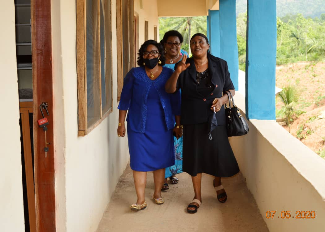 ACCREDITATION TEAM OF HEALTH TRAINING INSTITUTION VISIT SCHOOL OF BASIC MIDWIFERY, OBUDU FOR NEEDS ASSESSMENT TOUR