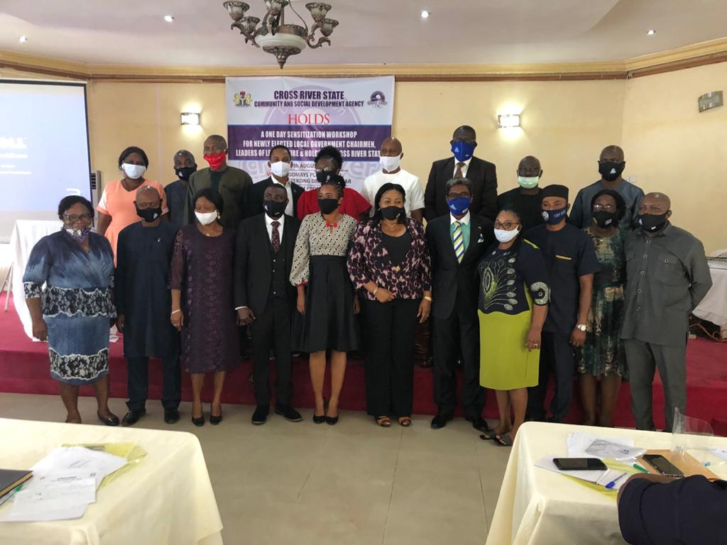 CRSG COLLABORATES WITH LOCAL GOVERNMENTS TO PROVIDE BASIC INFRASTRUCTURES