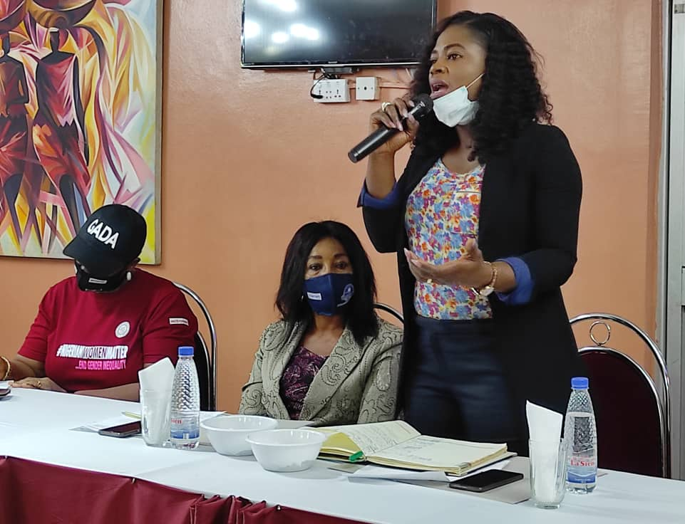 SOCIETY MUST STOP STIGMATISATION AGAINST ABUSED WOMEN TO ENCOURAGE VICTIMS TO SPEAK OUT-DR. JANET EKPENYONG.