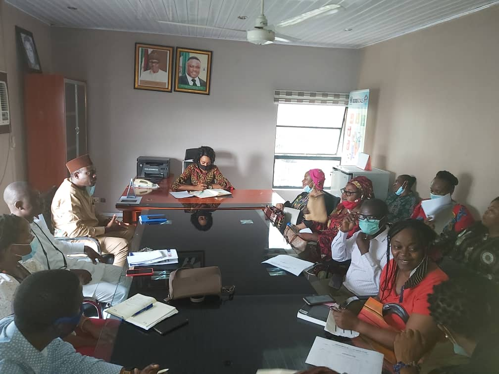 CRSG PARTNERS UN AGENCIES, NGO's, CSO's IN FIGHT AGAINST GENDER BASED VIOLENCE.