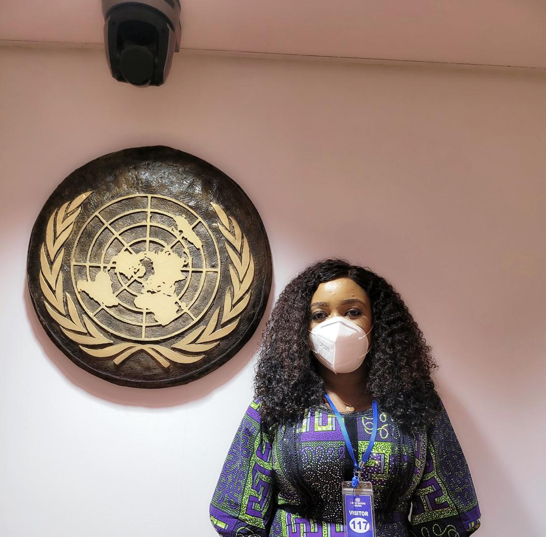 UNITED NATIONS #YOUTHSPEAK: A WAKE UP CALL FOR YOUTHS TO USE OUR NUMBERS TO DRIVE POSITIVE AND DEVELOPMENT IN NIGERIA-DR BETTA EDU.