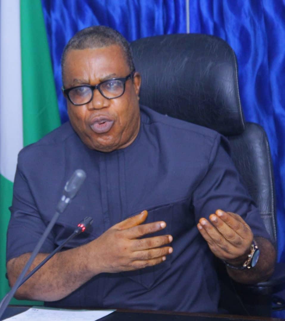 SCHOOL OF NURSING ITIGIDI UPGRADED TO COLLEGE AS CRSG HOST NURSING AND MIDWIFERY COUNCIL OF NIGERIA 2020 RETREAT