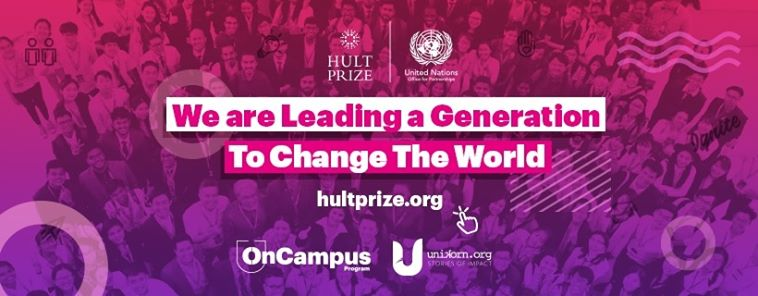 WORLD FOOD INSECURITY: CRUTECH JOIN RACE FOR US 1M DOLLAR HULT PRIZE CHALLENGE.