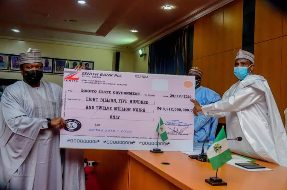 SOKOTO GETS $22M WORLD BANK GRANT FOR FINANCIAL PROPRIETY.