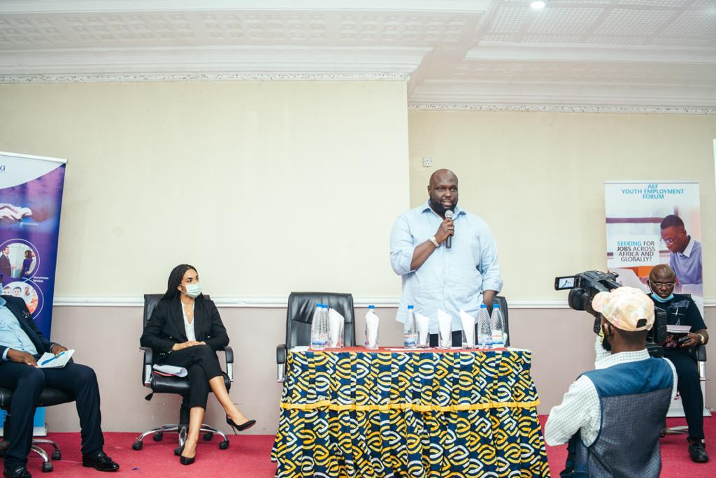 YOUTH EMPOWERMENT: ASUQUO EKPENYONG FOUNDATION, TRAIN YOUTHS ON ACCESSING GAINFUL EMPLOYMENTS LOCALLY AND GLOBALLY.