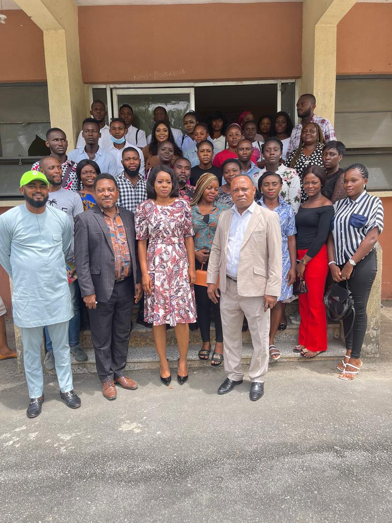 NATIONAL SOCIAL SAFETY NET PROGRAMME: C'RIVER TRAIN'S 108 YOUTHS AS ENUMERATORS IN 18 LGA's.