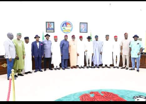 COMMUNIQUE ISSUED AT THE CONCLUSION OF THE MEETING OF THE GOVERNORS OF SOUTHERN NIGERIA IN GOVERNMENT HOUSE, ASABA, DELTA STATE, ON TUESDAY, 11TH MAY, 2021.