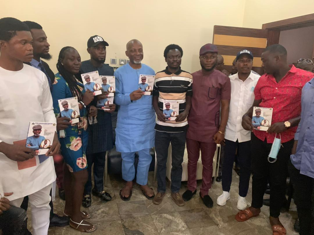 C'RIVER STATE STUDENT LEADERS LAUD GERSHOM ACHIEVEMENTS, ENDORSE HIM AS NEXT GOVERNOR.