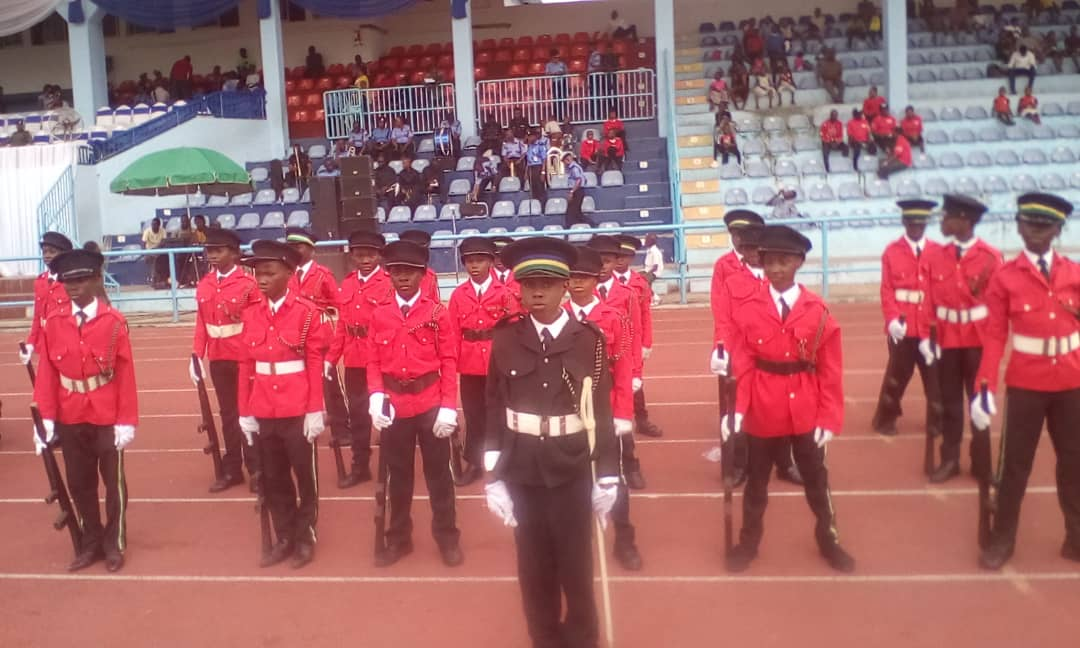 POLICE CHILDREN SCHOOL III, IKOT ENEOBONG HOLDS MAIDEN PASSING OUT PARADE ON 16TH JULY, 2021 IN CALABAR.