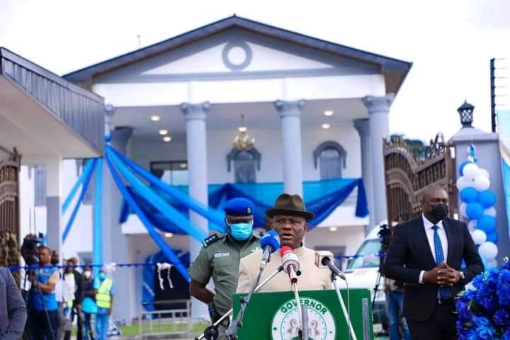 I WILL ONLY SUPPORT ANYBODY WHO CAN MOVE RIVERS STATE FORWARD – GOV WIKE