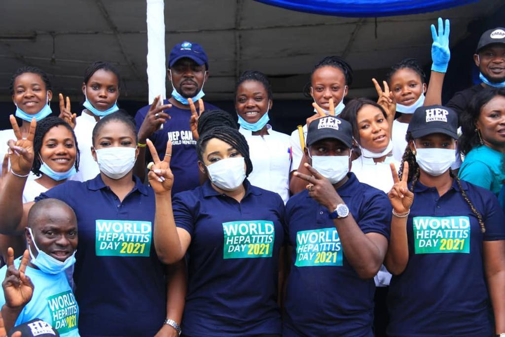 WORLD HEPATITIS DAY: EVERY 30 SECONDS SOMEONE DIES OF HEPATITIS.