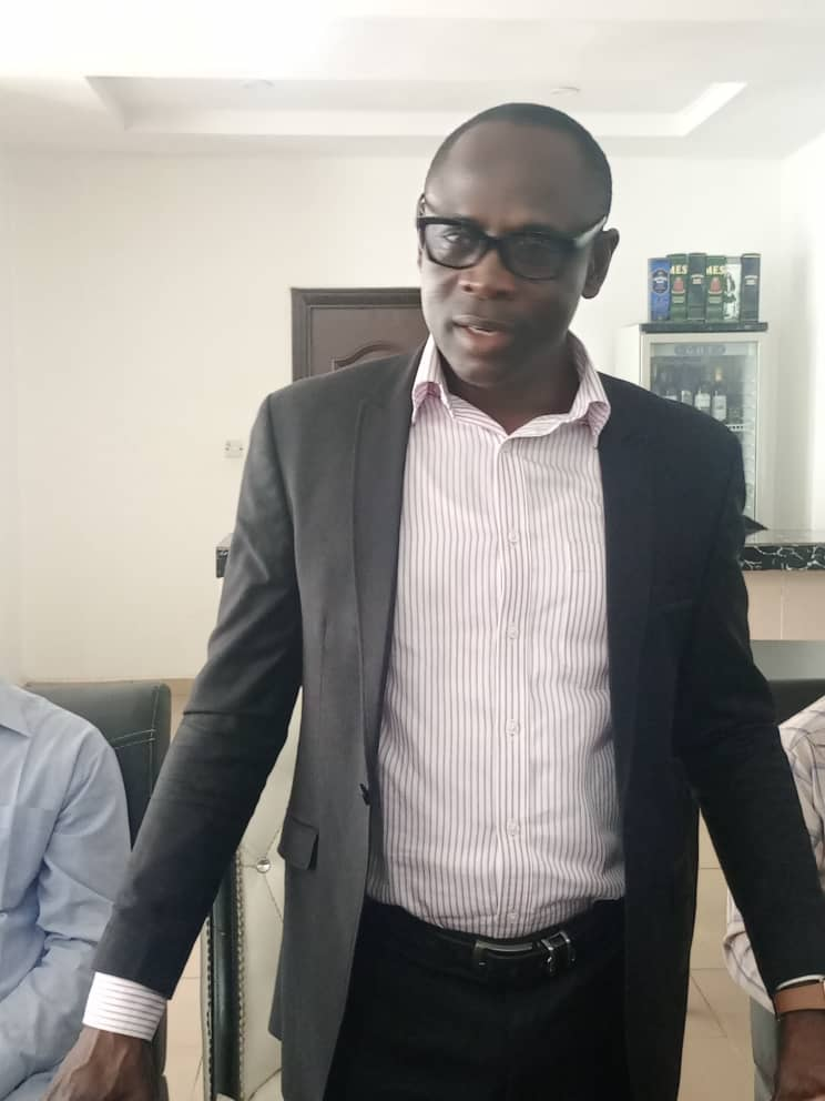 """FRIENDS OF BARR. GODWIN OFFIONO SEEK HIS READINESS FOR THE """"ABOUT TO BE DECLARED VACANT"""" REPS SEAT FOR OGOJA/YALA FEDERAL CONSTITUENCY."""