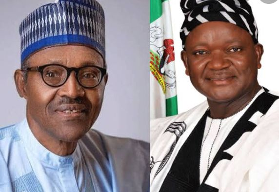 PDP TO BUHARI PRESIDENCY: YOU, NOT ORTOM, IS SPREADING DIVISION, HATE.