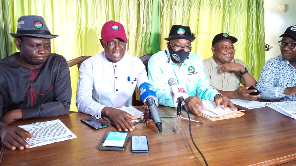 STRIKE: CRS ORGANISED LABOUR TO EMBARK ON AN INDEFINITE STRIKE FROM 12TH OCTOBER, 2021.